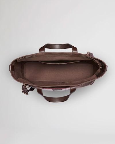 ALAMOSA OVERNIGHT BAG IN BROWN