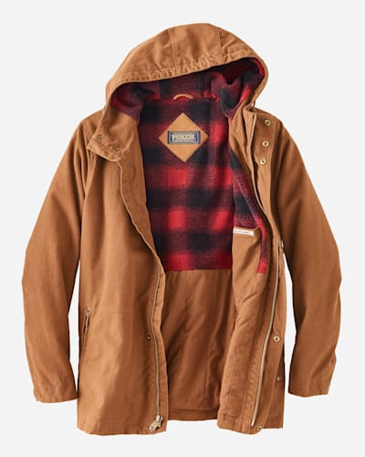 MEN'S BROTHERS HOODED TIMBER CRUISER