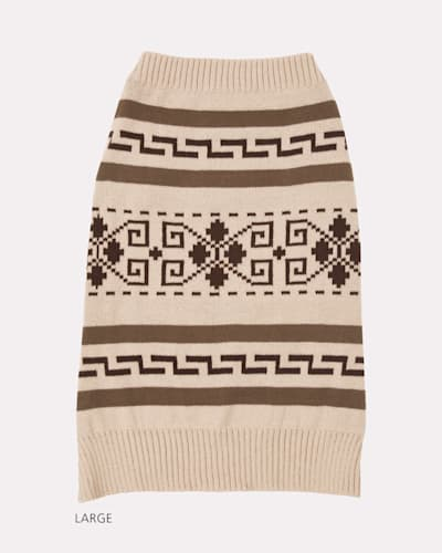 WESTERLEY DOG SWEATER IN WESTERLY